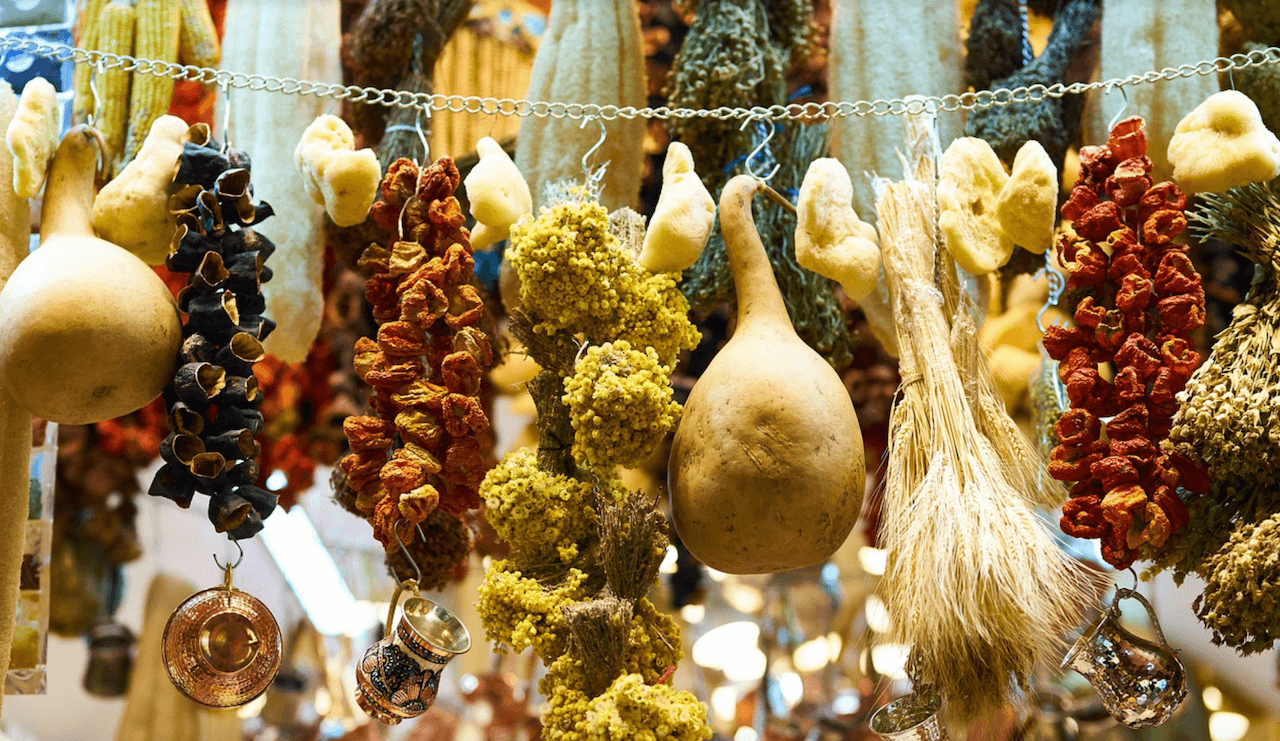 Turkish bazaar I SightseeingI Tour Itinerary 3I photo Pixabay