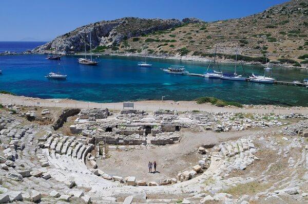 Datca KnidosI Bluecruise I Itinerary 4